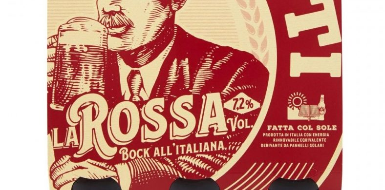 """""""La Rossa"""" di Birra Moretti premiata dall'ITQI"""