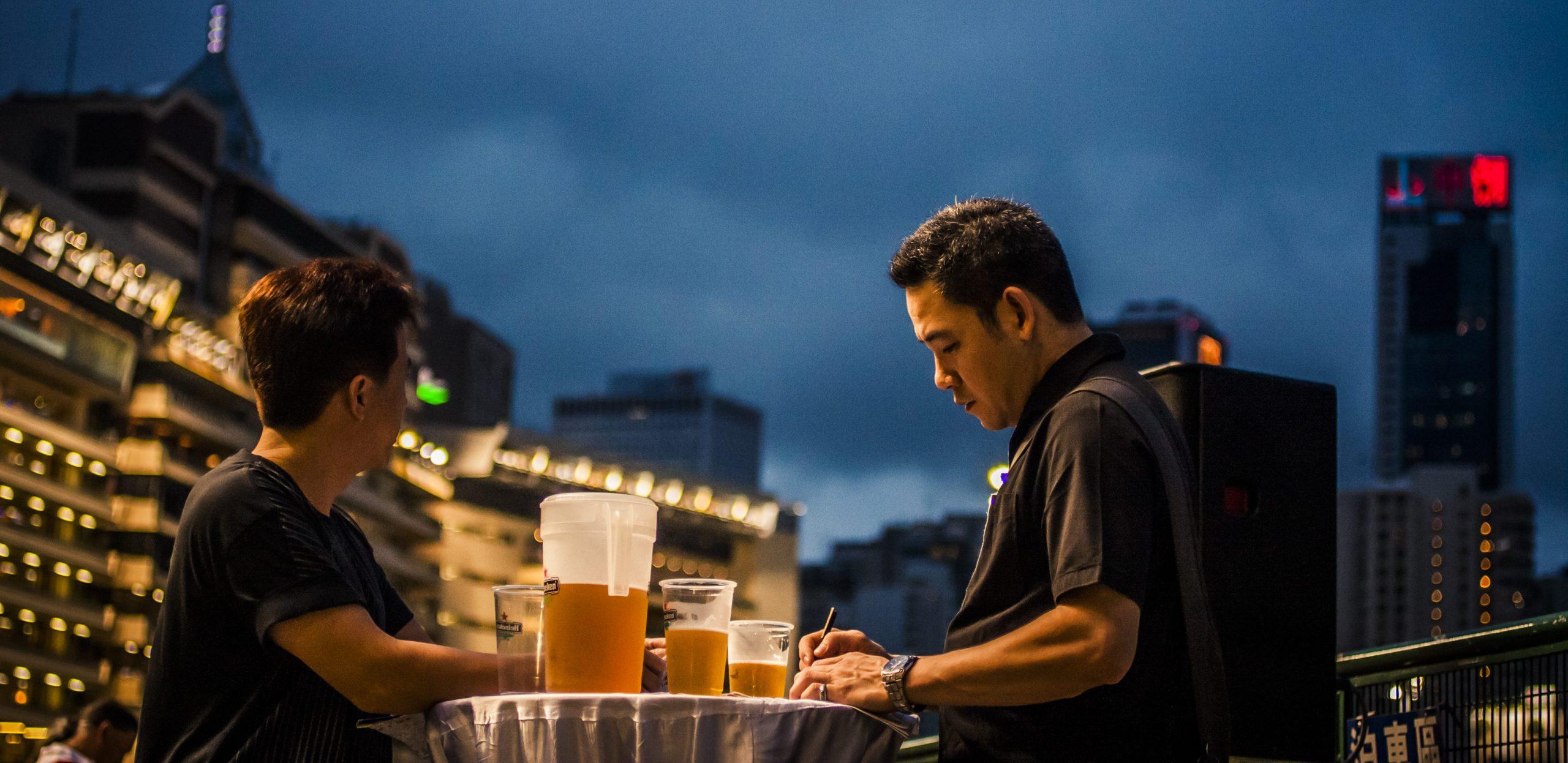 Hong Kong e il costo della birra