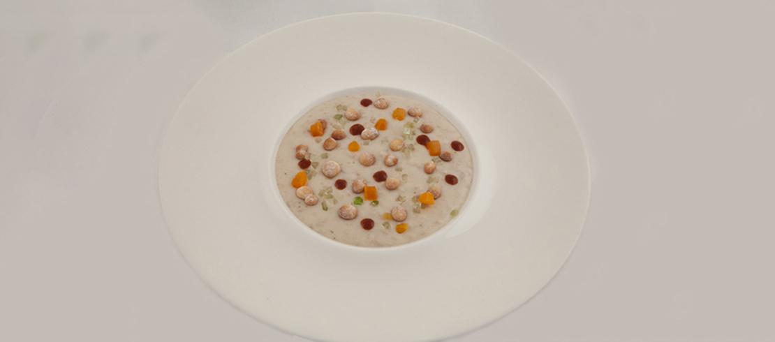 Zuppa di pastiera napoletana cotta nella Birra Moretti La Rossa